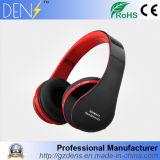 Auricular sin hilos de los auriculares de la estereofonia Nx-8252 Bluetooth de los deportes plegables