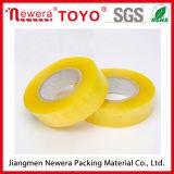 Acrylic amarelado Based Glue para BOPP Jumbo Roll
