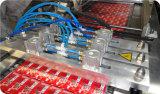Voller automatischer kontinuierlicher Film, der Frucht-Vakuumverpackungsmaschine ausdehnt