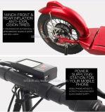 Jiexg Mini 14inches e Scooter/E-Scooter с Bluetooth Speakers и крен Power для мобильного телефона, самоката Riding Let Electric настолько смешной!