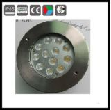 6W 18W IP67 Tiefbaulicht der Leistungs-LED Inground