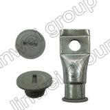 Het plastic Opheffende Tussenvoegsel van het Gat van de Dekking Dwars in het Prefabriceren van Concrete Toebehoren (M10X70)