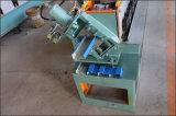 Dx ha galvanizzato il rullo del blocco per grafici di portello della lamiera di acciaio che forma la macchina
