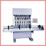 Machine de remplissage liquide avec 8heads