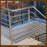 Поручень балюстрады лестницы нержавеющей стали Railing штанги (SJ-X1031)