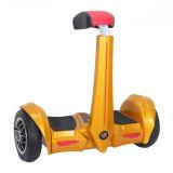 Scooter électrique de deux roues F2 de commande de main et de pied d'équilibre coloré d'individu