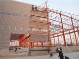 倉庫(ZY347)のためのプレハブの大きいスパンの鉄骨構造