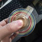 Sechs Winkel-Hexagon-Metallaluminiumlegierung-Handspinner EDC-Spielwaren für Autismus-und Adhd Finger-Spinner verringertes Druck-Spielzeug