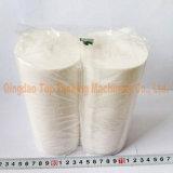 Papel de tecido da máquina do papel higiénico que converte a máquina