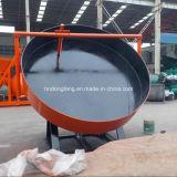広く利用された鍋の造粒機の餌機械
