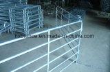 Широко использовано Hot-DIP гальванизированных загородок фермы для скотин или лошадей