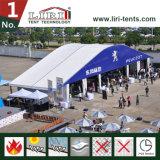 Grande tenda della tenda foranea della parte superiore dell'arco di nuovo disegno per l'evento di sport