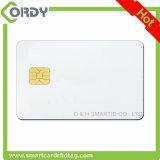 Customized SLE4428 PVC tarjeta de contacto IC imprimible para acceso de la puerta