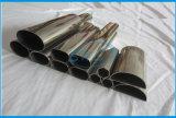 Трубы сваренные нержавеющей сталью (пробки) для украшения