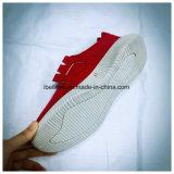 Zapatos deportivos para mujer con suela de PVC superior y blanca de PVC
