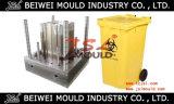 Moulage en plastique de coffre d'ordures d'injection de bonne qualité