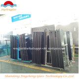 China-Fabrik ausgeglichenes Isolierglas, Niedriges-e Doppelverglasung-isolierendes Glas
