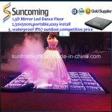 結婚式、Night Club 3D Infinite LED Dance Floor