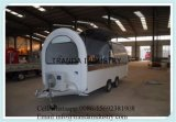 Kundenspezifisches Madesoya Mobile Van