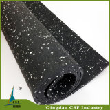 屋内使用のための体操または適性のゴム製床