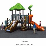 2016新しいスライドの屋外の運動場装置