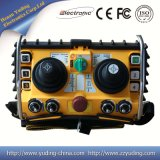 Remote senza fili Control Unit F24-60, Dual industriale Joystick Radio Remote Control F24-60