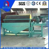Funcionamiento confiable de la calidad confiable/separador magnético permanente fuerte mojado funcionando durable para la rafadora