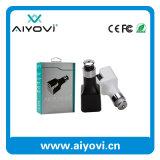 Горячее устройство 2 in-1 удваивает заряжатель автомобиля очистителя воздуха USB