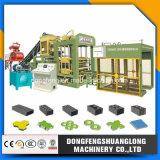 Línea de la máquina del bloque del cemento Qt8-15