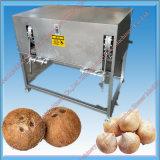 Qualitäts-erfuhr automatische Kokosnuss-Schalen-Maschine/Kokosnuss-Haut-Schalen-Maschine Soem-Service-Lieferanten