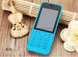 Téléphone mobile bon marché de téléphone de marque de barre d'original du téléphone cellulaire 220