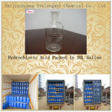 Ácido hidroclórico industrial el 32% de la fuente de la fábrica