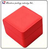 Роскошная кожаный коробка хранения индикации упаковки вахты (Sy066)