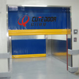 Промышленная коммерчески прочная высокоскоростная внешняя дверь