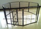 Camp de clôture de course de chenil de barrière d'exercice de chiot de Playpen de chien d'animal familier