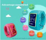 Niños perseguidor del reloj con GPS + LBS doble posición (Y3)
