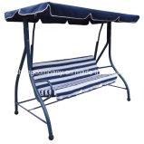 Напольный стул качания сада мебели с 3 Seater
