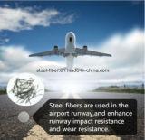 Fibra dell'acciaio della Fine-Kooked
