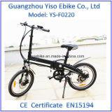 Guangzhou Yiso que dobra bicicletas elétricas