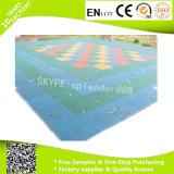 SBRの多彩な屋外En1177によって証明される安全ゴム製フロアーリングのマット