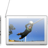 3G портативный дюйм M1011 набора микросхем 1280*800IPS 10.1 C.P.U. Rk3188t сердечника квада PC +DVB-T2