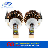 Power高いLED Headlight 8~48V Fastの郵送物H1 H3 H4 H7 H8 H9 H11 H13 9004 9005 9006 9007