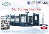 machine ondulée automatique de fabrication de cartons de carton de la série 300t