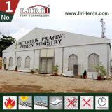 1000 de Tent van de Kerk van mensen in Nigeria voor Grote Partij en Kerk