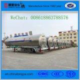 Olie, de Diesel en de Brandstof van de Levering van de Aanhangwagen van de Tanker van het aluminium de Semi