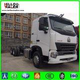 Caminhão do trator de HOWO A7 6X4 380HP para a venda