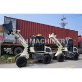 0.8 tonne de petit d'agriculture de machine chargeur de roue