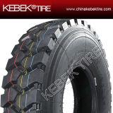 대형 트럭 타이어는 11r22.5 12r22.5 13r22.5를 무겁게 한다