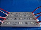 5LEDs Epistarは照明印のためのピクセル5050 LEDモジュールを欠く