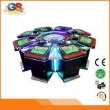 Kasino-Schlitz, der Bergmann Roulette-Spiel-Maschine spielt